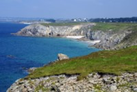 pointe corsen brittany walking trail